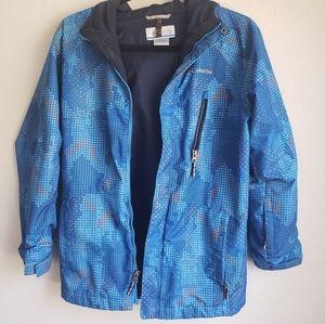 Columbia interchange kids jacket